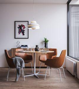 Vray - Danish Dining