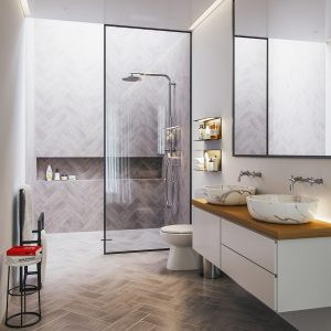 Kulp Bathroom 1 vray corona renderer 3dsmax 3d scene 3d model download