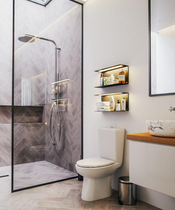 Kulp Bathroom 2 vray corona renderer 3dsmax 3d scene 3d model download