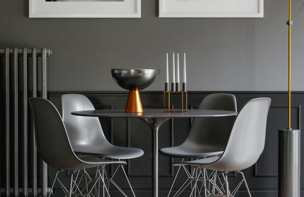 Neutral Dining 2 vray interior 3d scene corona render 3dsmax 2