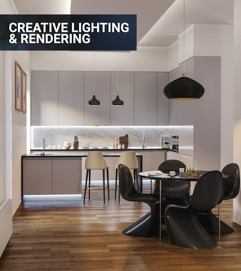 Creative Lighting & Rendering feat
