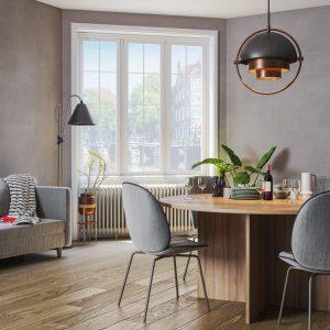 Holland Dining 01 vray corona renderer 3dsmax scene interior 3d download