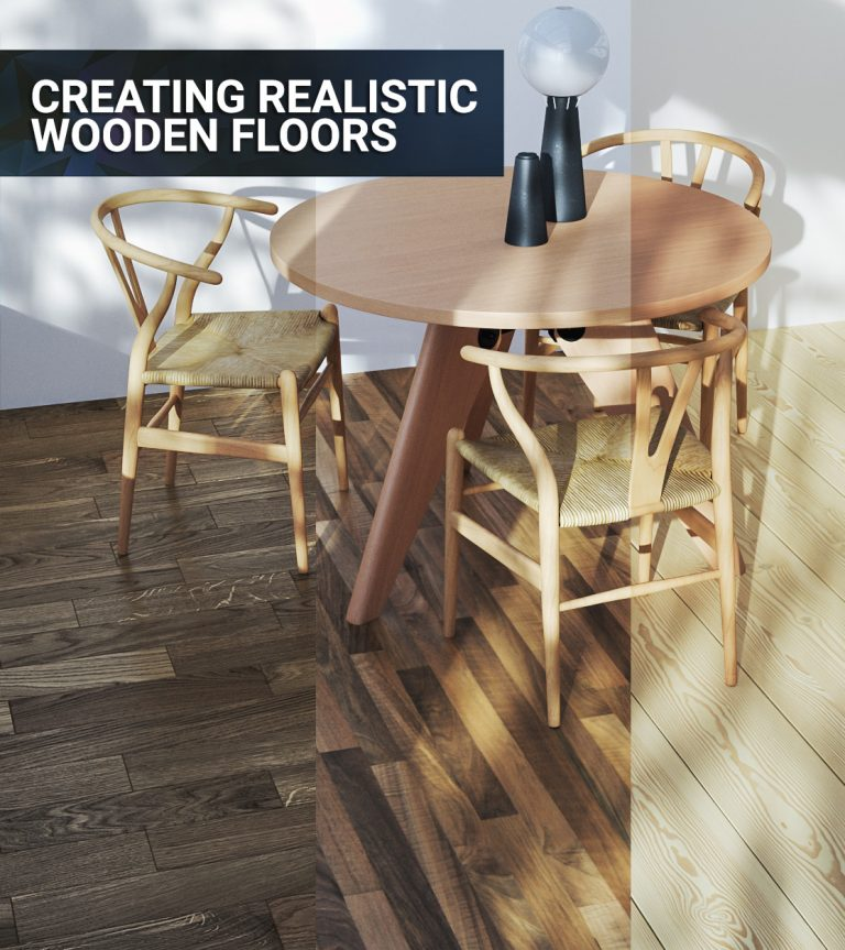 creating realistic wood flooring with vray 3dsmax high resolution textures maps