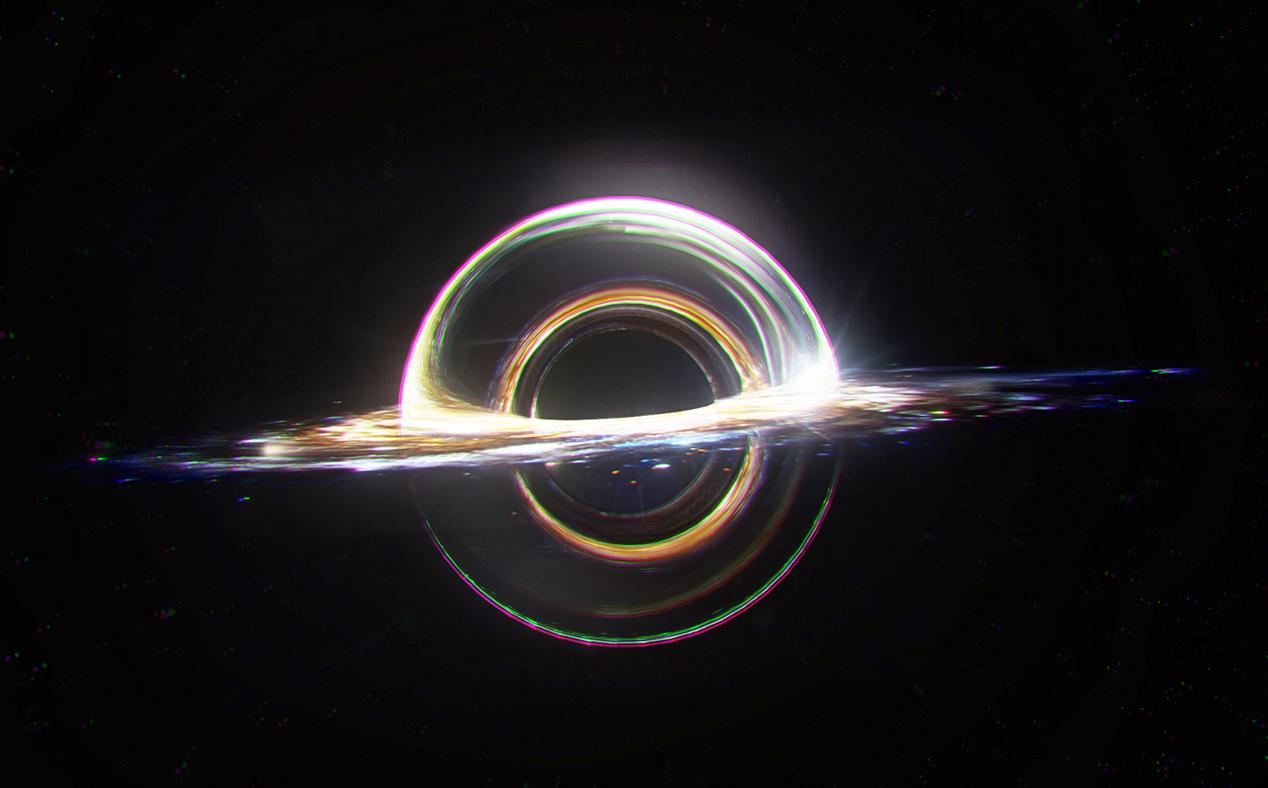gargantua horizon blackhole