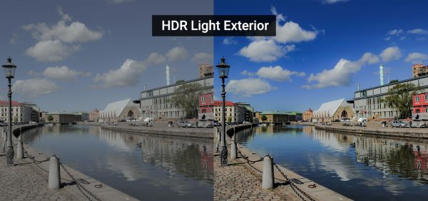 HDR-Light-Exterior