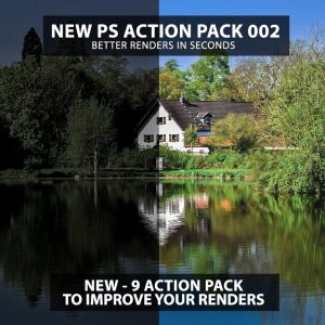 Photoshop Action Pack 002 Alejandro3D new 9 actions2