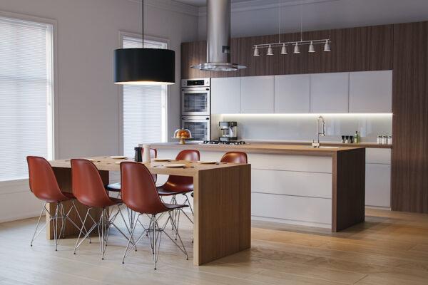 realistic 3d kitchen corona renderer course interiors 3dsmax