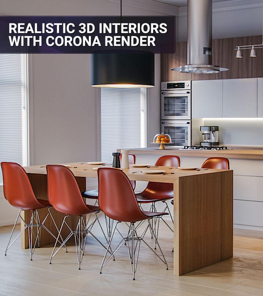 Realistic-3d-interior-rendering-with-corona-renderer