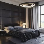 cloth simulation and interior rendering with marvelous designer and vray