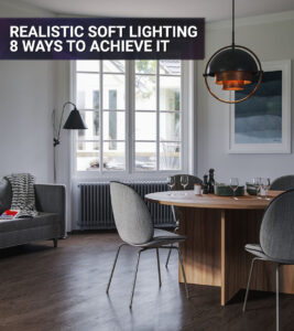 Realistic V-Ray Soft Lighting - 8 Different Ways to Make it