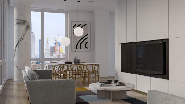 Corona Lighting & Rendering for Residential Spaces shot2
